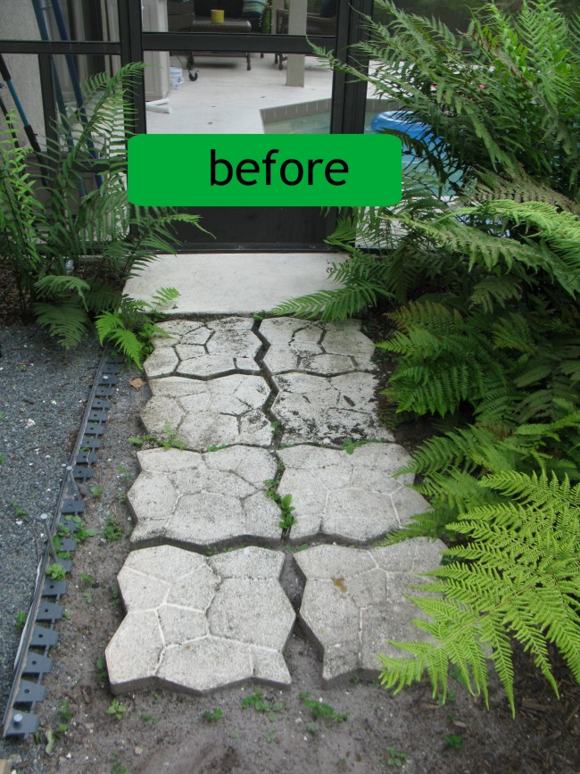 5 Tips For Installing A Paver Walkway Diane And Dean
